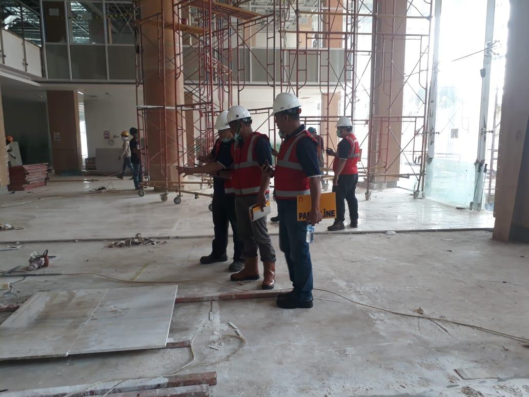 Pelatihan Ahli K3 Muda Konstruksi Publik, 08 s.d 12 April 2019 Jakarta