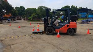 Pelatihan K3 Operator Forklift Publik, 26 s.d 28 Maret 2019-Bekasi