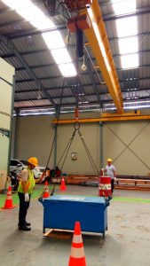 Pelatihan K3 Operator Crane Kleas 3 Publik, 02 s.d 05 April 2019