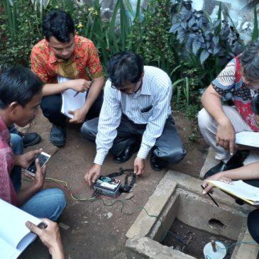 Pelatihan Petugas K3 Teknisi Listrik Publik, 08 s.d 13 April 2019. Jakarta-Bandung
