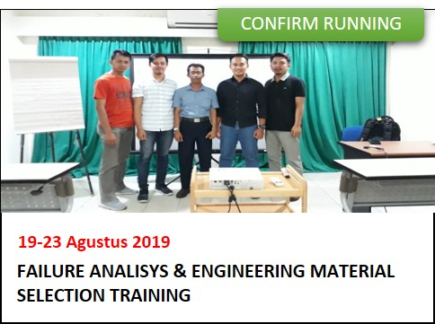 confirm running_training_failure analysis & engineering matarial selection_pt titian media cendekia_bandung