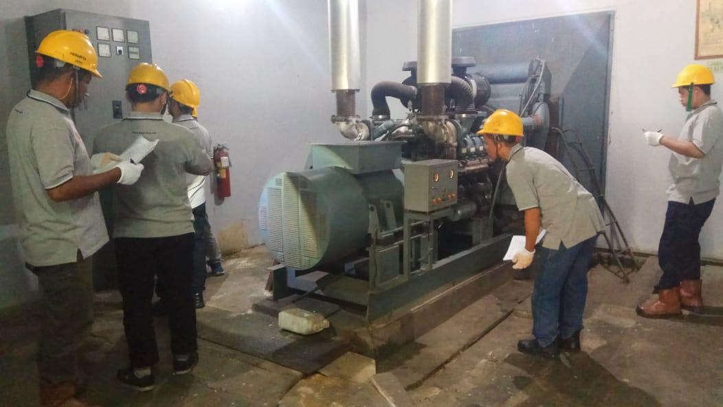 Pelatihan K3 Diesel Publik. Jakarta, 16 s.d 19 Juli 2019