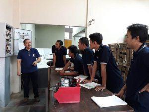 Pelatihan K3 Teknisi Listrik Publik, Jakarta 13 s.d 17 November 2017