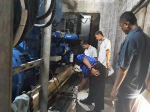 Pelatihan K3 Diesel Publik, 04 s.d 07 Desember 2017