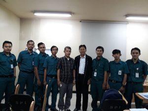 Pelatihan Petugas K3 Diesel Inhouse PT Senayan Trikarya Sempana, 26 Feb s.d 01 Maret 2018