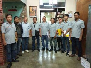Pelatihan Petugas K3 Teknisi Listrik Publik, 23 s.d 27 April 2018