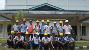 Pelatihan Petugas K3 Teknisi Listrik Inhouse PT Cargil Indonesia, 07 s.d 10 Mei 2018
