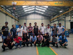 Pelatihan Operator Crane Kelas 3 Publik, 04 s.d 06 Mei 2018
