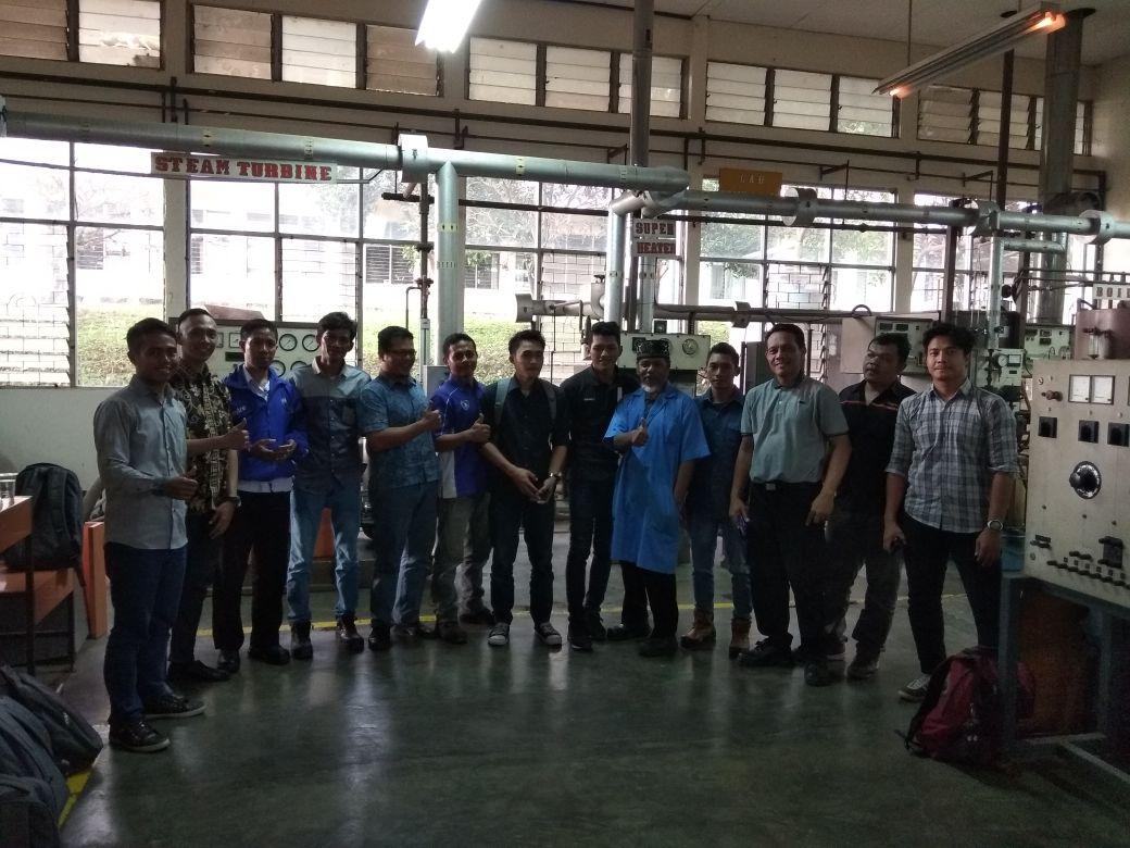 Pelatihan K3 Operator Boiler Kelas I dan Kelas II Publik, 30 April s.d 07 Mei 2018