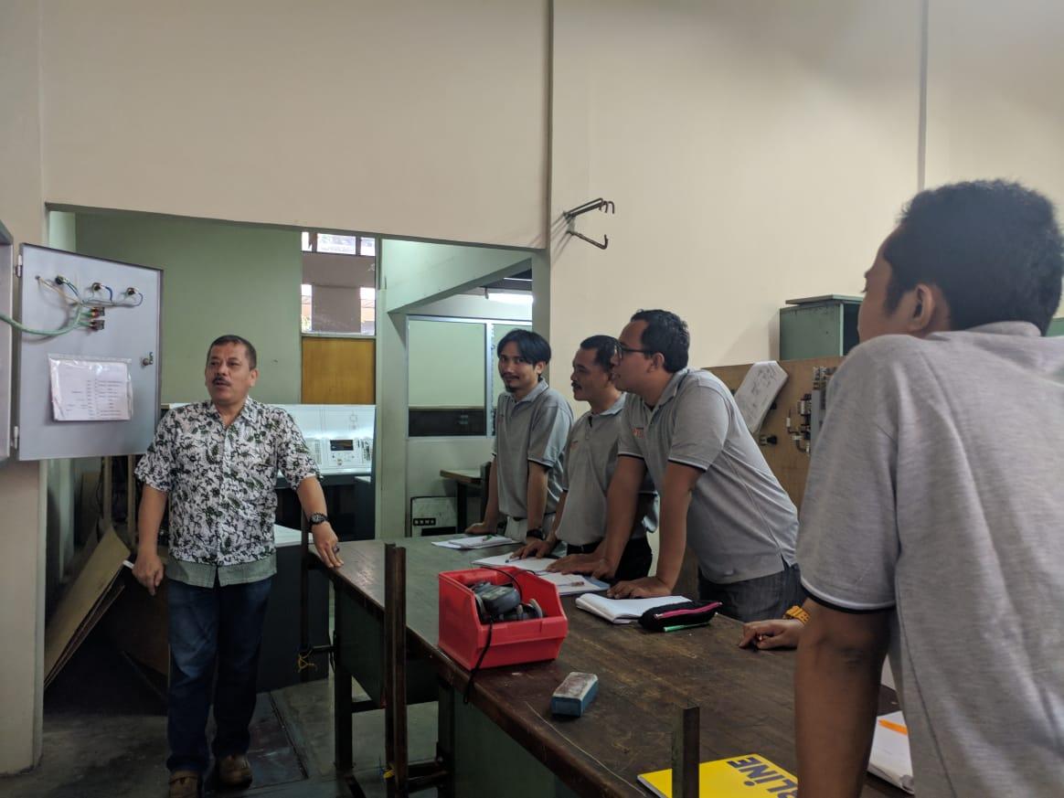 Pelatihan Petugas K3 Teknisi Listrik Publik, 07 s.d 10 Mei 2018