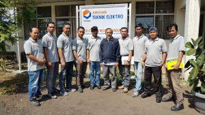 Pelatihan Petugas K3 Teknisi Listrik Publik, 25 s.d 29 Juni 2018