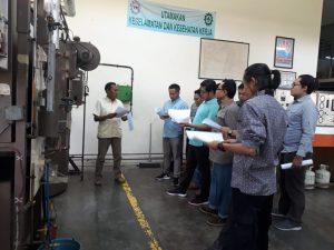 Pelatihan K3 Operator Boiler Kelas I Publik, 12 s.d 17 November 2018 Bandung