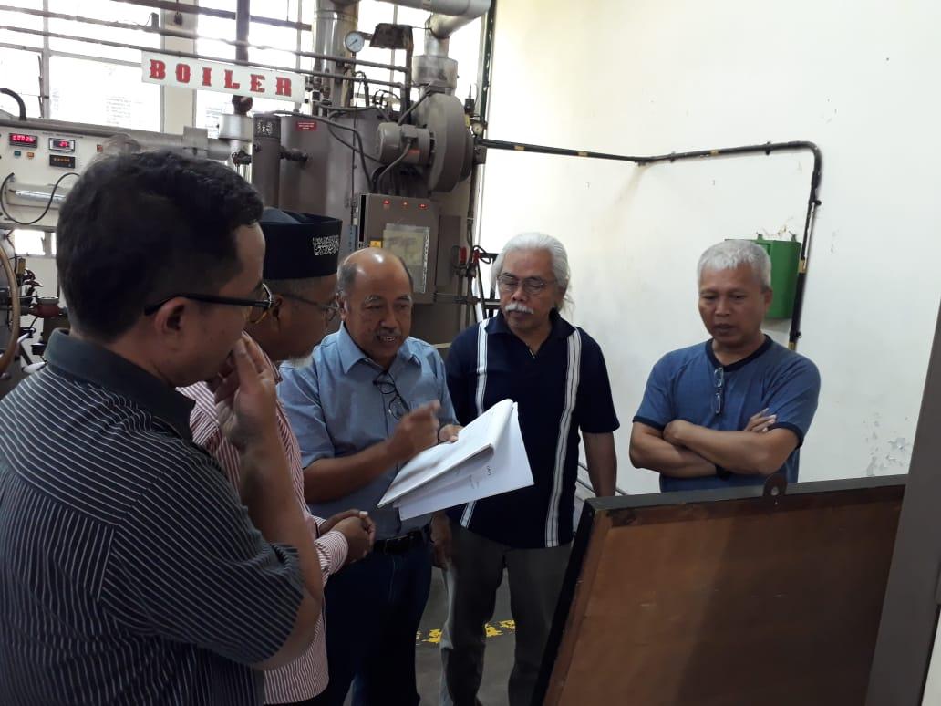 Pelatihan K3 Operator Boiler Kelas I Publik, 26 November s.d 01 Desember 2018 Bandung