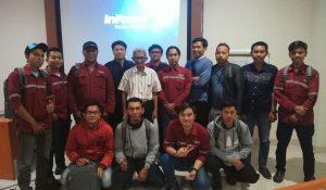 Pelatihan K3 Operator Forklift Publik, 11 s.d 13 Desember 2018 Bekasi