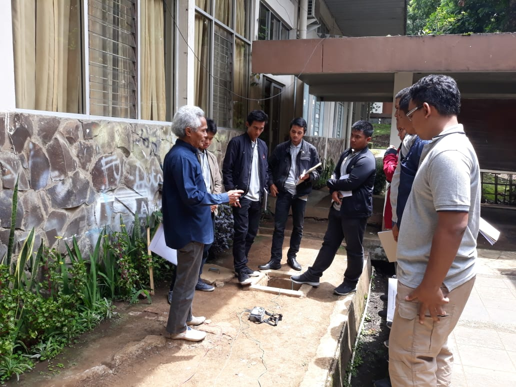 Pelatihan Petugas K3 Teknisi Listrik Publik, 21 s.d 25 Januari 2019. Jakarta-Bandung