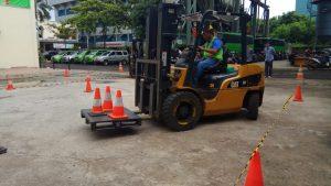 Pelatihan K3 Operator Forklift Publik, 22 s.d 24 Januari 2019. Jakarta