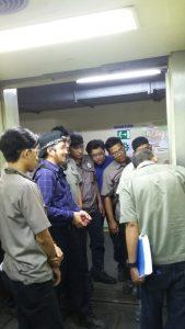 Pelatihan K3 Teknis Lift Inhouse PT Indo Kordsa, 28 Januari s.d 02 Februari 2019