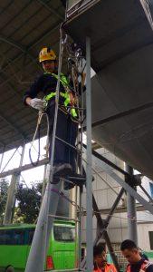 Pelatihan Tenaga Kerja Bangunan Tinggi Tingkat 2 Publik, 12 s.d 13 Februari 2019
