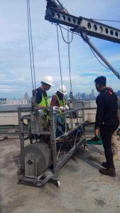 Pelatihan K3 Operator Gondola Publik, 21 s.d 23 Maret 2019. Jakarta