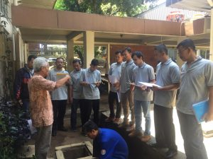 Pelatihan Petugas K3 Teknisi Listrik Inhouse PT Abhimata, 11 s.d 16 Maret 2019. Jakarta-Bandung