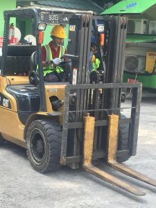 Pelatihan K3 Operator Forklift Publik, 15 s.d 16 dan 18 April 2019 Jakarta