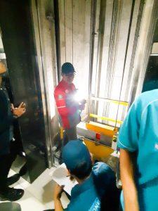 Pelatihan K3 Teknis Lift, Jakarta April 2019